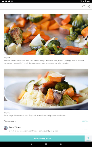 SideChef: 18K Recipes, Meal Planner, Grocery List 4.7.3 Screenshots 11