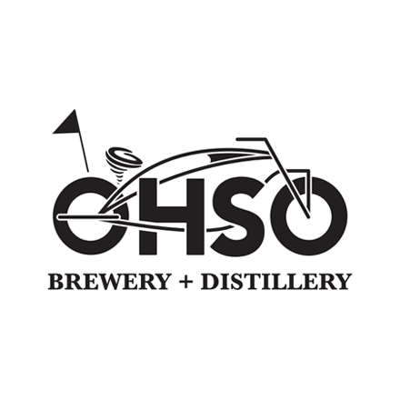 Logo of O.H.S.O 1-800-273-8255 Suicide Prevention Beer