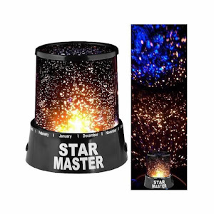 Set 2 x proiector astronomic Star Master