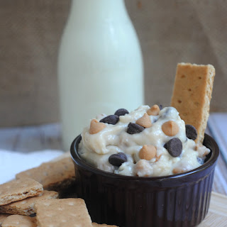 Chocolate Chip & Peanut Butter Cookie Dip