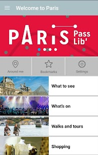 Welcome to Paris- screenshot thumbnail