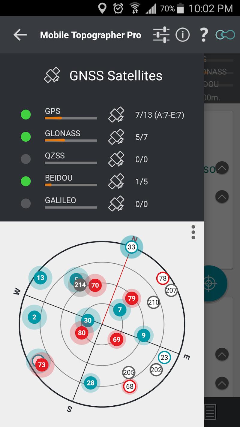 Mobile Topographer Pro Screenshot 7