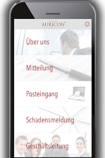 AURICON GmbH- screenshot thumbnail