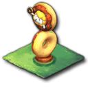 シューシープドーナツ像