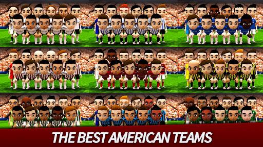Foto do Football South America Championship