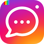 InstaMessage - Chat, meet, dating Icon