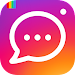 InstaMessage-Chat,meet,dating icon