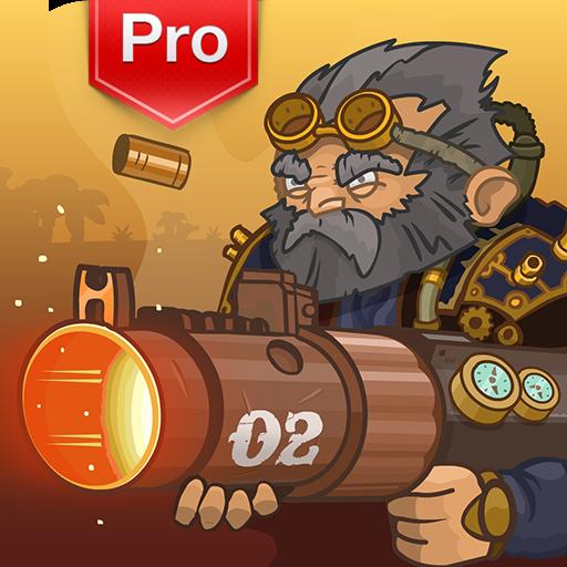 Steampunk Defense Premium APK Cracked Download