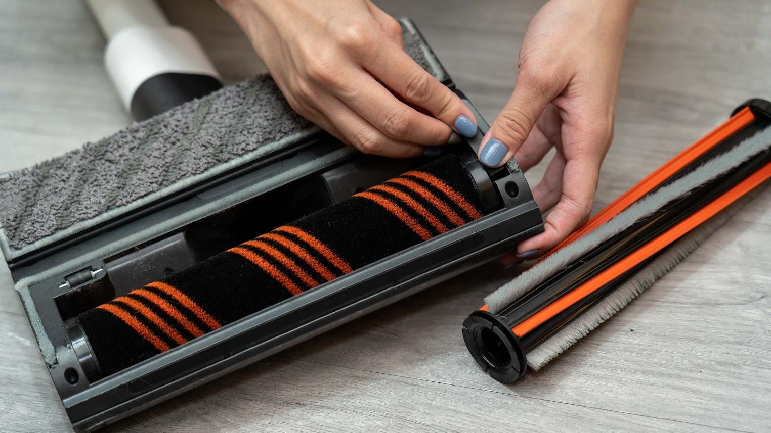 吸拖一體!ROIDMI睿米 X20 無線手持吸塵器,高規格、高 CP 值的吸塵器首選
