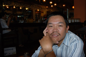 Photo: This is Minh Long. A good journalist friend who were (apparently no more a virgin) having some very serious and disturbing relationship problem. But what's new? Don't we all have to go through some of those at one point?