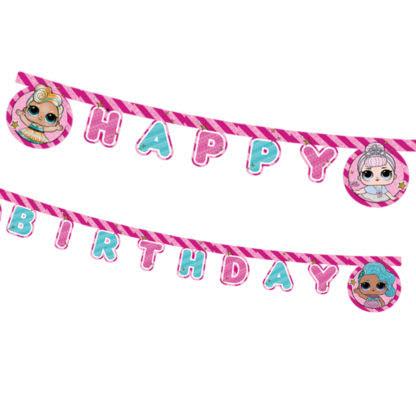 Girlang, LOL Surprise happy birthday