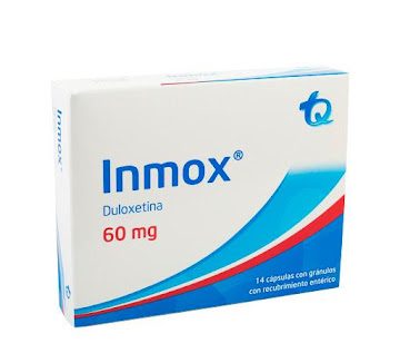 Inmox 60mg Cápsula Caja