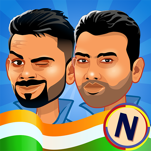 Stick Cricket Virat and Rohit