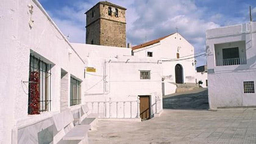 Una calle de Turrillas en una imagen de Andalucía Turismo.