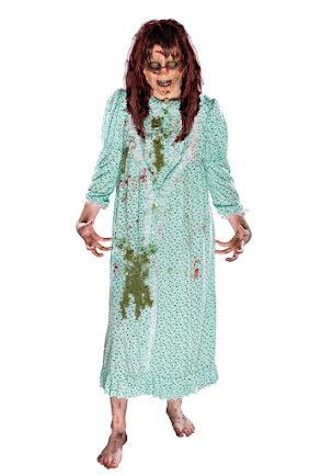 Exorcist Regan, klänning