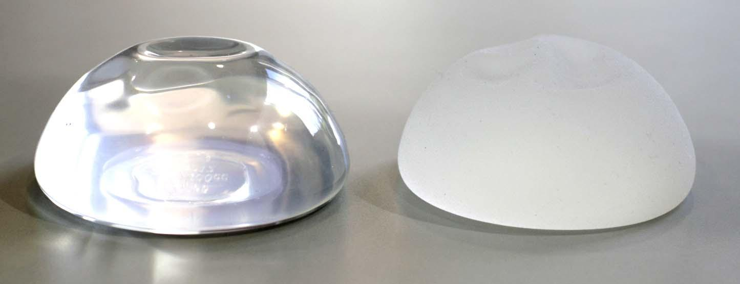 Difference Between Textured Breast Implants & Smooth Round Breast Implants