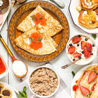 Russian Breakfast – Breakfast Around the World #4.