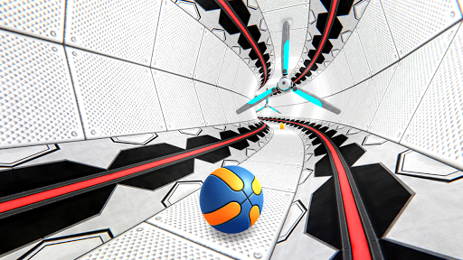 BasketRoll: Rolling Ball Game 2.1 screenshots 4