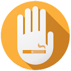 Quit Smoking Tracker GOLD - stop smoking app icon