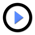 Avi Flv Mkv Media Player icon