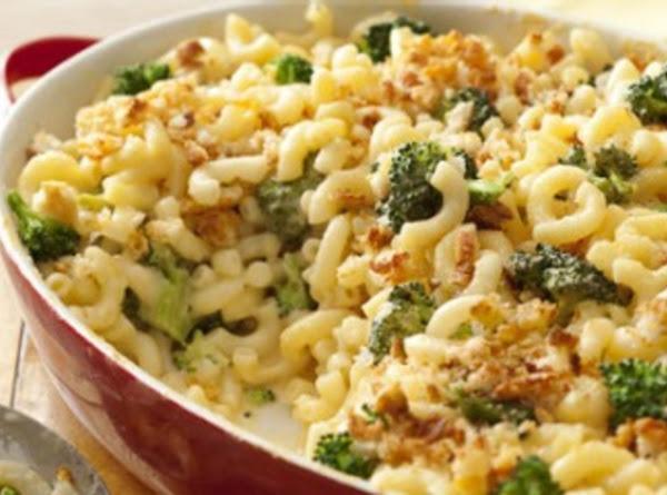 Cheesy Chicken & Broccoli Macaroni Recipe