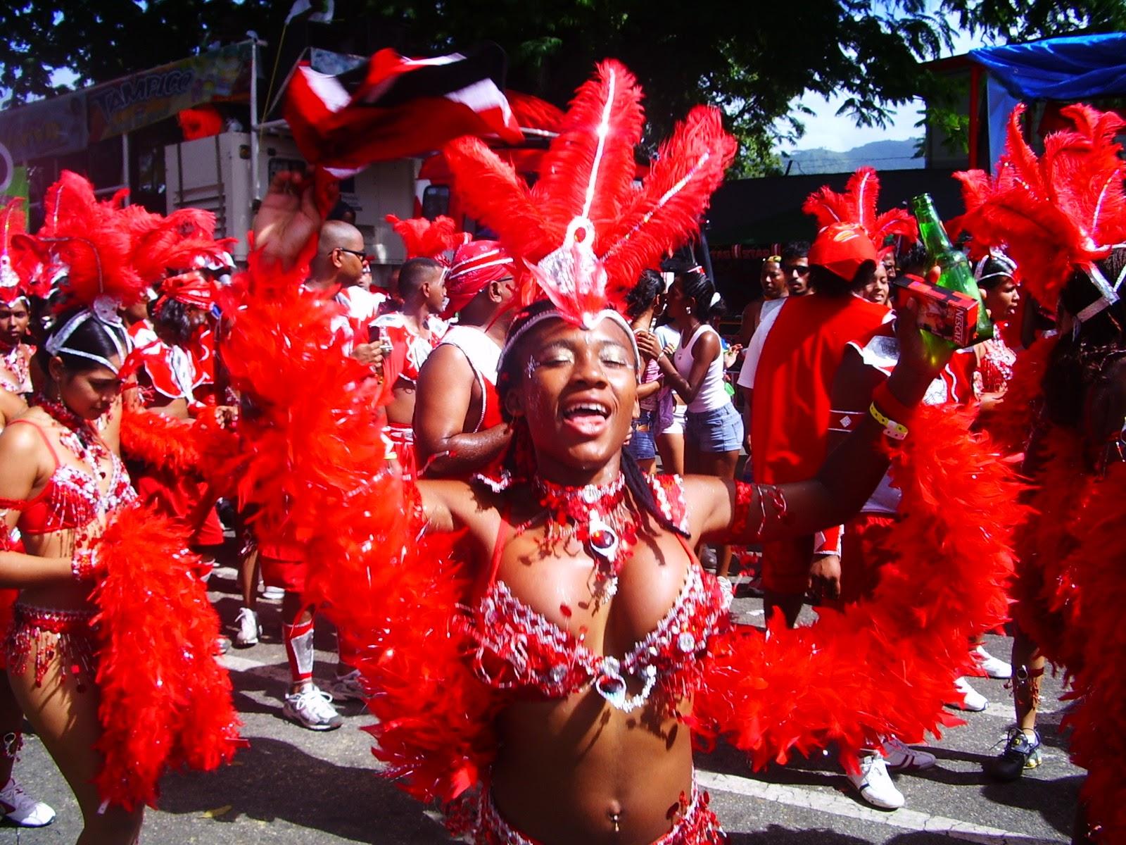 parade carnaval caraibes