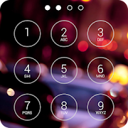 lock screen keypad