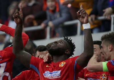 Officiel: Harlem 'Bison' Gnohere est de retour en Belgique