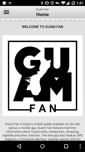 Guam Fan