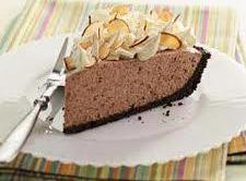 Mocha Chocolate Pie Recipe