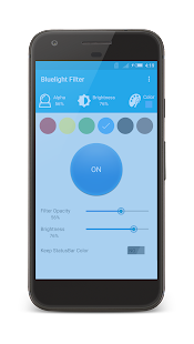 Bluelight Filter for Eye Care - Eye Doctor - náhled