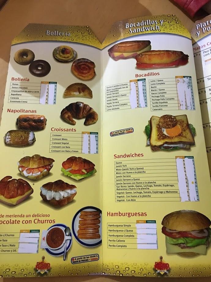 Foto Restaurante Heladería Disanremo 8