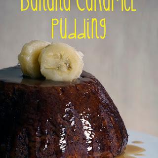 Banana Caramel Pudding Recipe