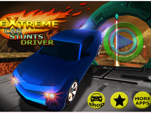 Extreme Car Stunts Driver 3D