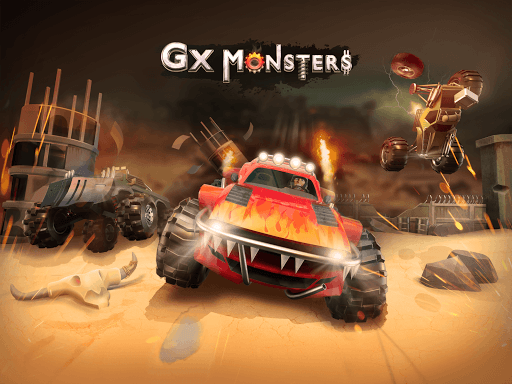 GX Monsters ss1