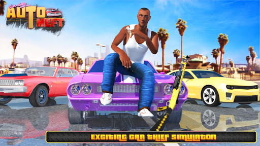 Sin City Auto Theft : City Of Crime 1.3 screenshots 6