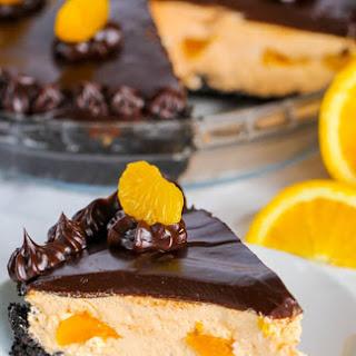 Chocolate Orange Pie.
