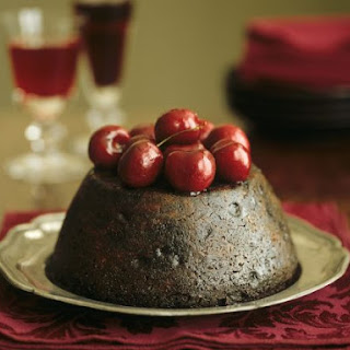 Baked Mixed Fruit Pudding