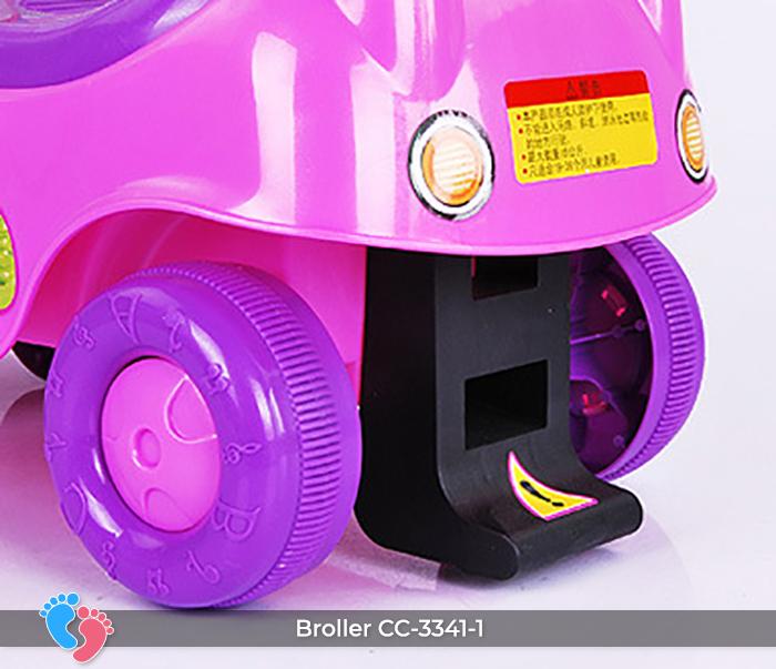 Xe chòi chân đồ chơi Broller CC-3341-1 10