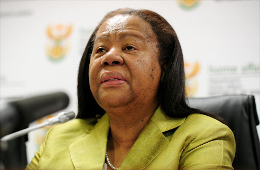 Science and Technology Minister Naledi Pandor. Picture: GCIS