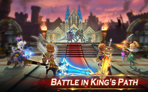 Pocket Knights 2 2.0.0 Mod screenshots 4