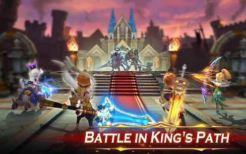 Pocket Knights 2 Mod Apk 2.8.1 (Ghost Mode + Extreme Damage + No Skill Cooldown) 4