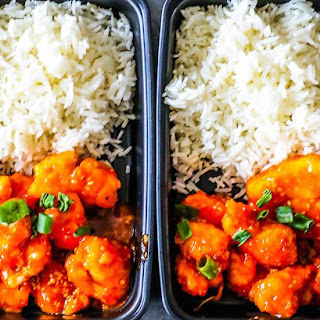 Sweet and Sour Chicken Meal Prep Bowls Recipe