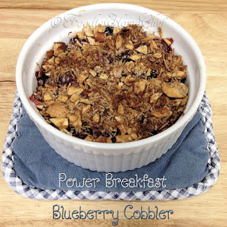 Low Calorie Blueberry Cobbler Recipes