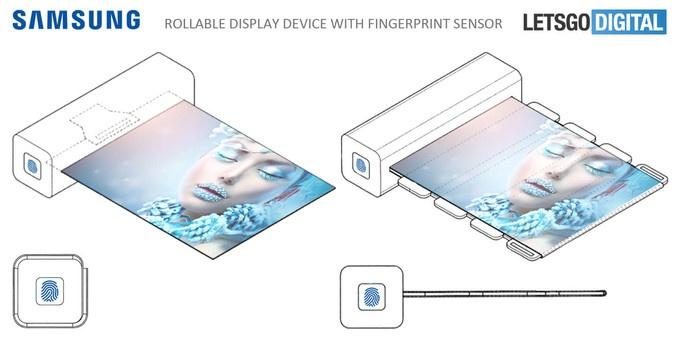 patente Samsung Galaxy X