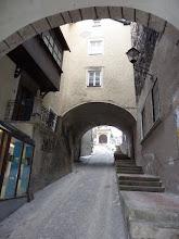 Photo: Salzburg, Weg zum Kapuzinerkloster
