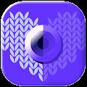 Winter Photo Studio Editor App icon