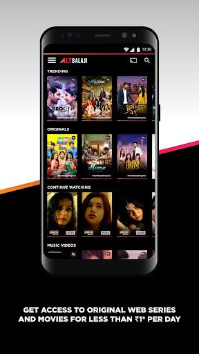 ALTBalaji – Original and Exclusive Indian Shows 2.0.9 screenshots 2