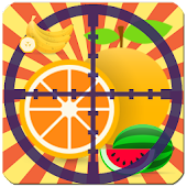 Fruit Tap Shooting Game