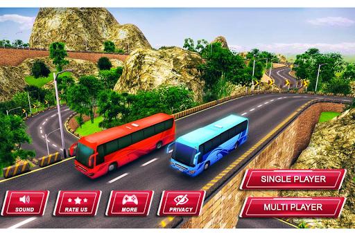 Bus Racing Simulator  screenshots 1